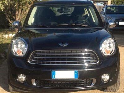 usata Mini Countryman D 110cv 82kw Black Edition