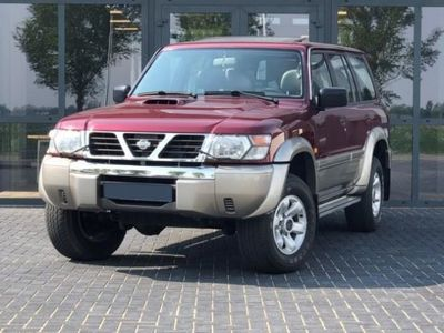used Nissan Patrol GR 3.0 DI Elegance