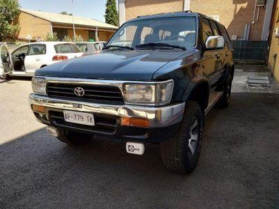 used Toyota 4 Runner 2.4 diesel Cabinato rif. 11628097
