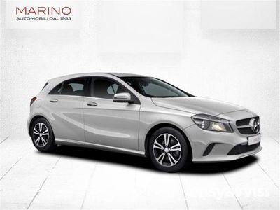 brugt Mercedes 180 cla sse a (w176)automatic sport diesel