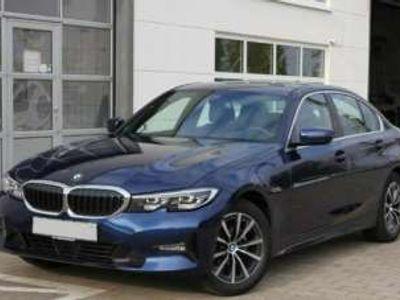 usata BMW 320 d 48V xDrive Business Advantage Elettrica/Diesel
