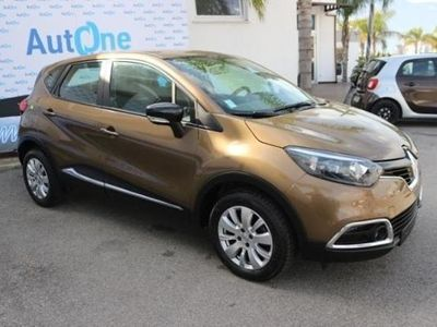 gebraucht Renault Captur 1.5 DCI 110CV ENERGY BUSINESS NAVI AUTOMATIC
