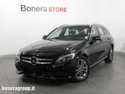 gebraucht Mercedes C220 d S.W. Auto Sport rif. 11059382