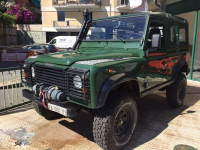 brugt Land Rover Defender 90 2.5 Tdi cat S.W. County