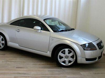 usata Audi TT 1.8 BENZINA 224 HP QUATTRO 4WD COUPE'