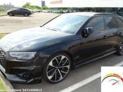usata Audi RS4 listino 122k,CARBOC,B/O, PANO/ACC,DYNAMIC PLUS Benzina