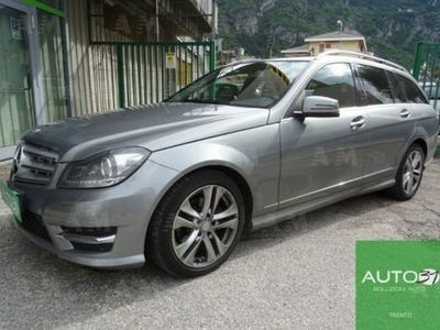 usata Mercedes 250 Classe C Station WagonCDI 4Matic BlueEFF. Elegance usato