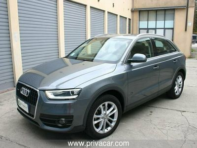usata Audi Q3 2.0 TDI quattro S tronic Advanced Plus