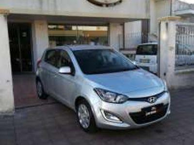used Hyundai i20 1.2 5p. sound edition benzina