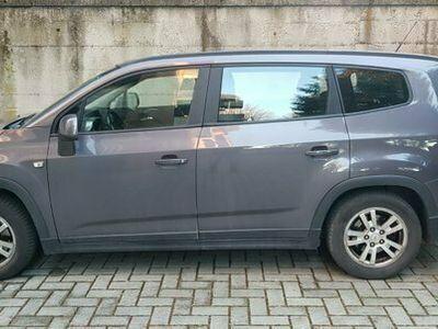 usata Chevrolet Orlando GPL 7 posti