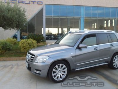 usata Mercedes GLK250 CDI 4Matic BlueEFFICIENCY