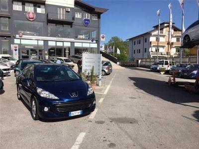 usado Peugeot 207 1.6 hdi 90cv fap 5p. xs diesel berlina blu