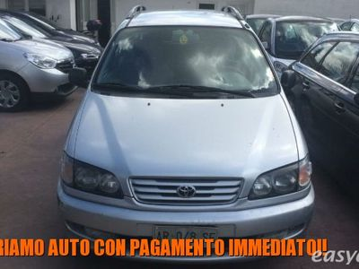 usata Toyota Picnic MONOVOLUME 6 POSTI IMPIANTO GPL