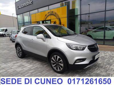 usata Opel Mokka X 1.6 CDTI 136CV 4x2 INNOVATION - SEDE DI CUNEO