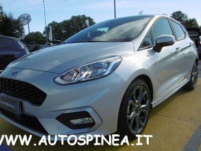 usata Ford Fiesta 1.0 Ecoboost 125 CV 5 porte ST-Line