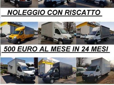 usata Renault Master NOLEGGIO A RISCATTO IN 2 ANNI TUTTO COMPRESO Novedrate