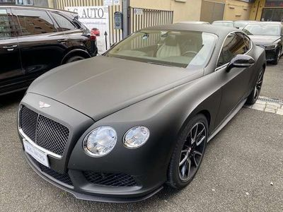 usata Bentley Continental GT V8 S