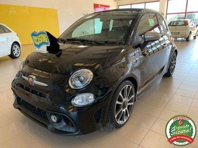 usata Abarth 595C 595 Cabrio 165cv Turismo 12/2017 rif. 12831942