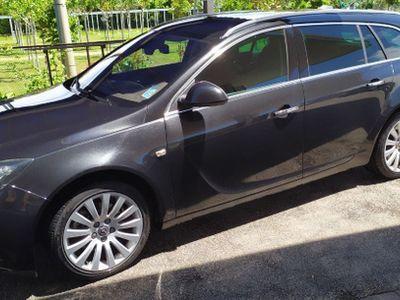brugt Opel Insignia Cosmo in SCONTO