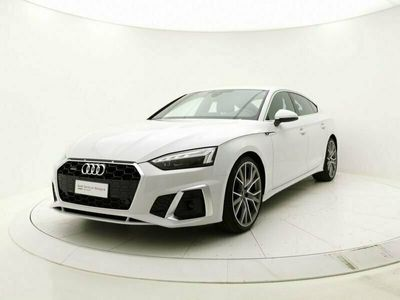 usata Audi A5 Sportback S line edition 40 TDI quattro 140 kW (190 PS) S tronic