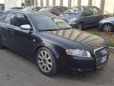 usata Audi A4 2.0 tdi sw automatica euro4