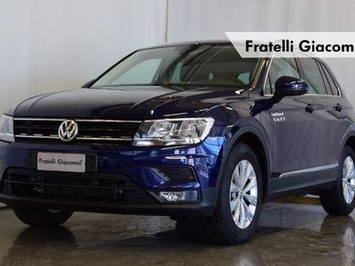 used VW Tiguan 2.0 TDI SCR DSG Style BlueMotion Technology del 2018 usata a Assago