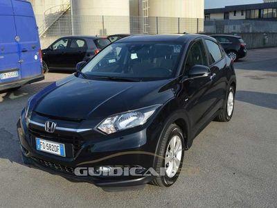 usata Honda HR-V HR-V1.6 i-DTEC Elegance Navi ADAS