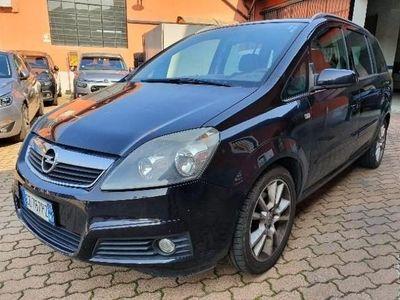 used Opel Zafira 1.8 16v Cosmo Automatica 7 Posti