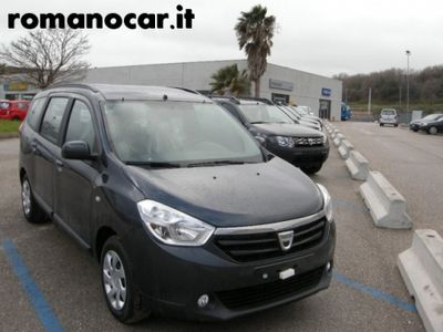 usata Dacia Lodgy 1.5 dCi 8V 90CV Start&Stop 5 posti Lauréate Diesel