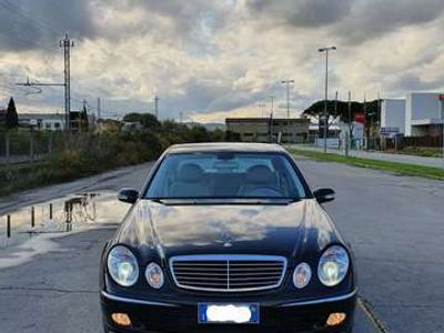 usata Mercedes E320 CDI V6 cat Avantgarde