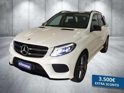 usata Mercedes GLE350 350 d Premium 4matic auto