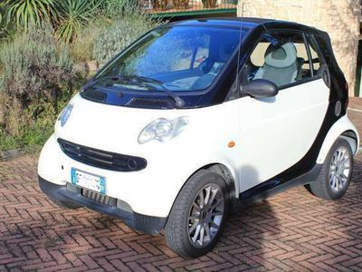 usata Smart ForTwo Cabrio 1000 52 kW MHD pulse