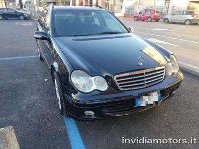 gebraucht Mercedes C220 CDI cat S.W. Elegance Sport