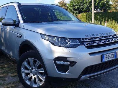 usata Land Rover Discovery Sport 2.0 TD4 180 CV HSE Luxur