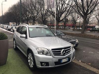 usata Mercedes GLK220 usata del 2011 a Torino