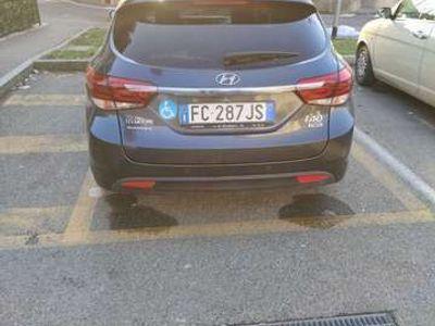 usata Hyundai i40 Wagon 1.7 CRDi 136CV Aut. Style