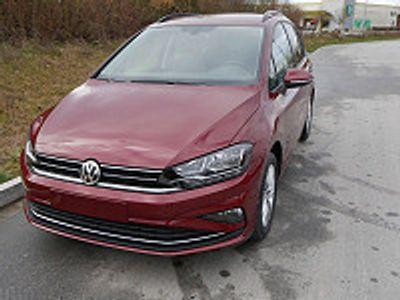 usata VW Golf Sportsvan Sportsvan 1.5 Tsi Act Dsg Comfortline * Acc * App-connect-navi * Winterpaket * Pdc