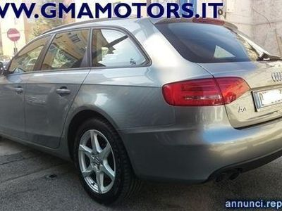 usata Audi A4 Avant 2.0 TDI 143CV F.AP. multitronic Advanced