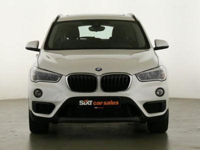 usata BMW X1 AZIENDALE KM CERTIFICATI GARANZIA 12 MESI SPORT