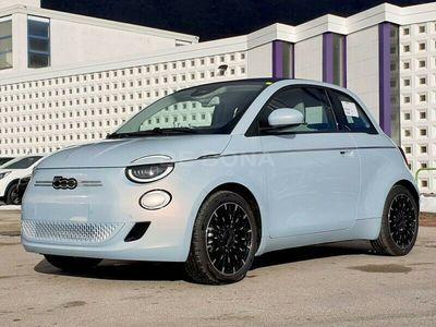 usata Fiat 500e cabrio icon