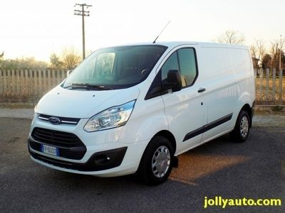 brugt Ford Custom Transit270 2.0 TDCi PC Furgone Entry