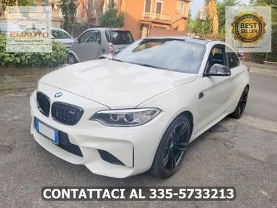usata BMW M2 M2COUPE DKG CARBONIO FULL