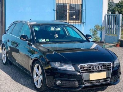usata Audi A4 Avant 2.0 TDI 143cv FAP BUSINESS