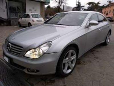 usata Mercedes CLS500 benzina