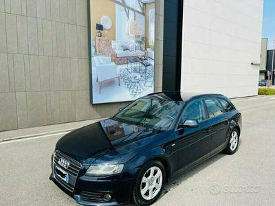 usata Audi A4 Sline 2.0 TDI cambio automatico euro 5
