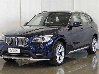 brugt BMW X1 xDrive18d X Line