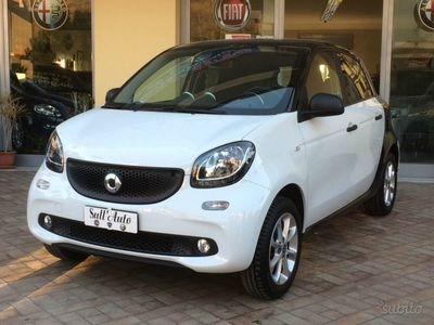 usata Smart ForFour 1,0 Youngster Aziendale Iva espost