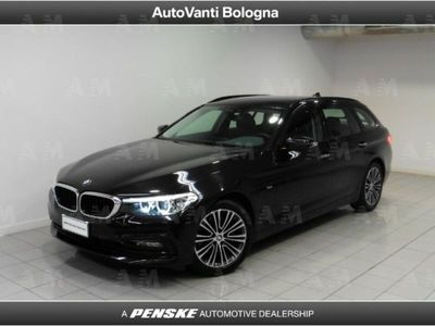 used BMW 520 Serie 5 Touring (G30/G31) d Touring Sport