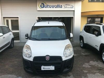 usata Fiat Doblò 1.6 MJT 105CV PC-TN Cargo Lamierato SX