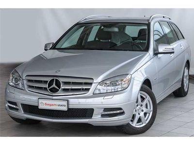 usata Mercedes C200 SW cdi Avantgarde (BlueEff)